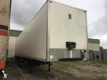 Lecitrailer 115 AJK 29 Fourgon hayon semi-trailer