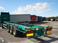 Chiavetta container semi-trailer