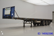 Van Hool FLAT ON SPRINGS semi-trailer