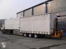Wackenhut Doppelstock semi-trailer