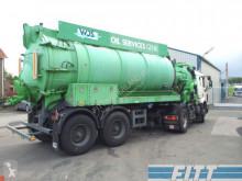 ATM 15m3 vac tank, icm MB 92 1935LS semi-trailer