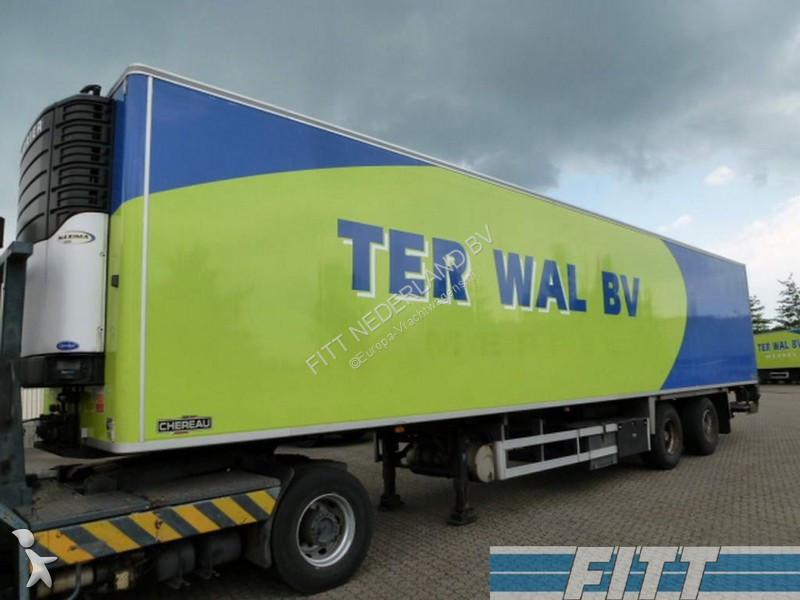 Pacton CHEREAU koel/vries, gestuurd, semi-trailer