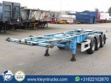 Van Hool 20 30 FT TANK ADR BPW 3760 KG semi-trailer