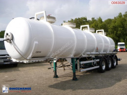 n/a Chemical ACID tank Alu 24.2 m3 / 1 comp semi-trailer