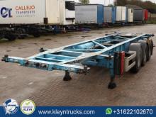 trailer Van Hool 20 30 FT TANK ADR BPW 3760 KG