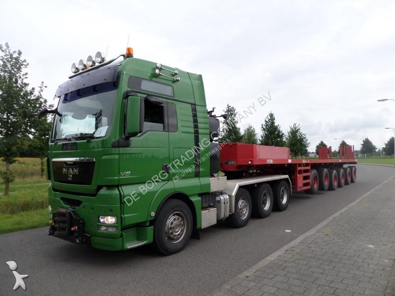 N/a 6.VON-25-60.4H.13 Ballast Trailer semi-trailer