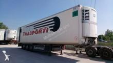 Samro mono temperature refrigerated semi-trailer
