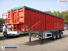 Stas M tipper trailer alu 42 3 semi-trailer