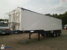 SDC Tipper trailer 49.5 m3 + tarpaulin semi-trailer