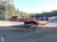 semirimorchio trasporto macchinari Fabrequipa