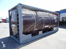 Van Hool 23.000L Tankcontainer, L4DH, 1 comp., IMO-1, top-discharge, valid 5 years insp. 11/2020