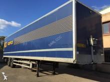 Samro 19AHT42 fourgon 2 essieux semi-trailer