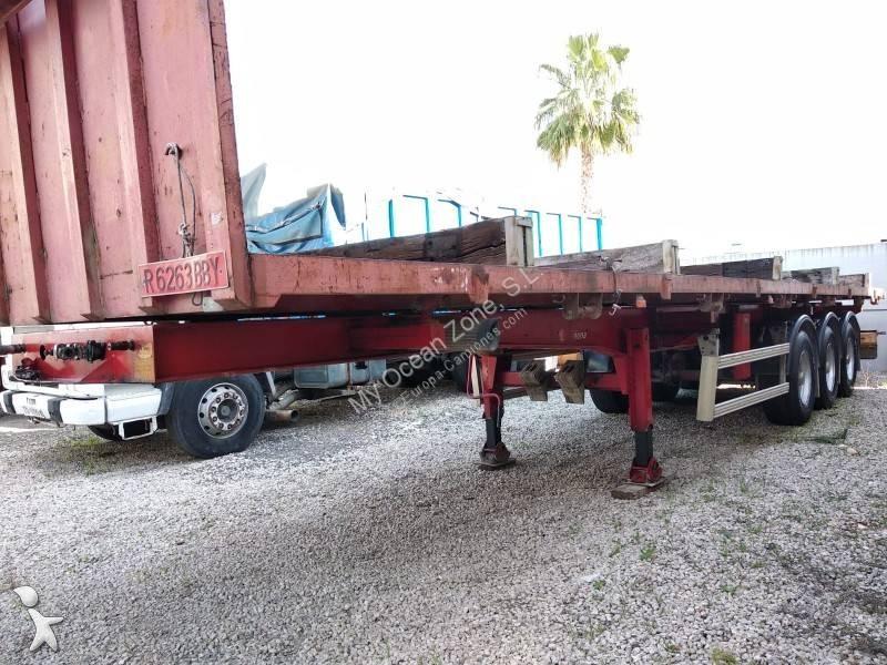 Leciñena Basculante Bilateral semi-trailer