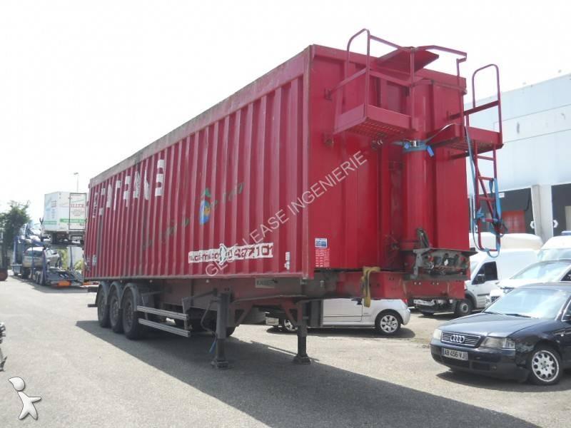 Robuste Kaiser S4303A semi-trailer
