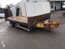 Robuste Kaiser Porte engins ROBUSTE 19T semi-trailer