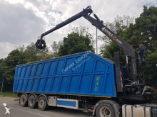 FAI scrap dumper semi-trailer