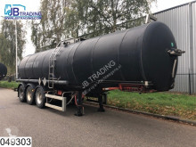 semi remorque Magyar Bitum 30000 Liter, 0.45 bar, 250c, Hydraulic pump, Isolated tank