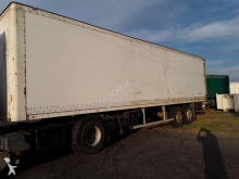 Trailor moving box semi-trailer