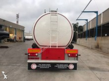 Indox tanker semi-trailer