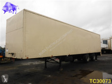 HTF Closed Box semi-trailer