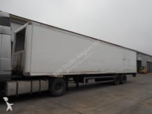 Trax S332DAP (ISOLATED BOX / DOUBLE TIRE) semi-trailer