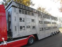 semi remorque bétaillère bovins Pezzaioli
