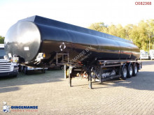 Caldal Fuel tank alu 42 m3 / 1 comp semi-trailer