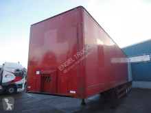 semi reboque Montracon SMRV 13.60M BOX (BPW AXLES / DRUM BRAKES / ABS-BRAKE SYSTEM)