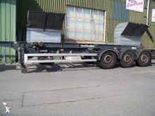Lecitrailer chariot coulissant semi-trailer