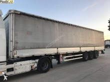 Zorzi tautliner semi-trailer