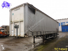Metaco Curtainsides semi-trailer
