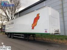Groenewegen gesloten bak semi-trailer