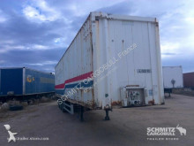 Coder Fourgon porte vêtement semi-trailer
