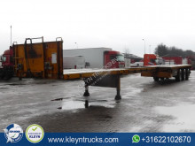 Doll flatbed semi-trailer