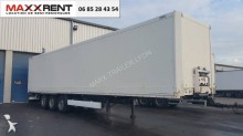 Krone box semi-trailer