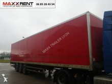 Samro LOCATION FOURGON FIT HAYON semi-trailer