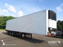 Schweriner Tiefkühlkoffer Standard Faltwandtür links semi-trailer