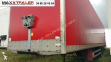 Samro FOURGON STEELBOX 2700MM 2x VANTAUX semi-trailer