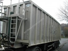 Kaiser scrap dumper semi-trailer