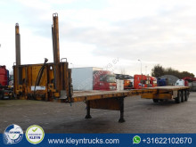 Doll STEERING 7.3 m extendable semi-trailer