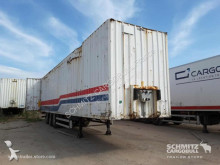 Samro Clothes transport box semi-trailer