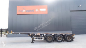 D-TEC 45FT HC multi, 3x Auszug, 1x Liftachse, BPW, TÜV semi-trailer