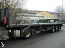 Kaiser flatbed semi-trailer