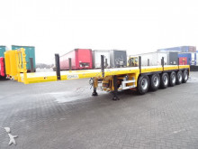 semi remorque Ozgul Ballast, NEW, 6 axle heavy duty platform, GVW 90.000kg, 2 steering axles, 2 liftaxles