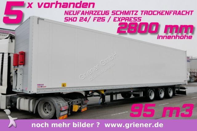 Schmitz Cargobull SKO 24/ 2,80 innen / MEGA/BPW TROMMEL zurrleiste semi-trailer