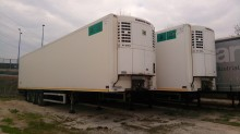 Pezzaioli mono temperature refrigerated semi-trailer