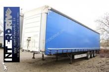 Fliegl semirimorchio centinato francdese buca coils usato semi-trailer