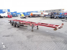 HFR 40FT HC, BPW, not-extendable semi-trailer