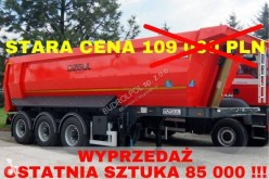 Ozgul tipper semi-trailer