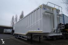 Trax scrap dumper semi-trailer